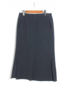 LEMAIRE(ルメール)の古着「ポケット付きスカート」|グレー
