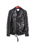 SUB-AGE.(サベージ)の古着「ライダースジャケット」|ブラック