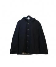 JOHNBULL(ジョンブル)の古着「フーデッドコート」