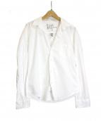 Frank&Eileen(フランクアンドアイリーン)の古着「長袖シャツ」|ホワイト