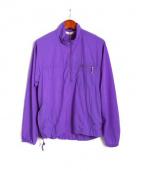 Battenwear(バテンウエア)の古着「Packable Windstopper」|パープル