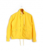Battenwear(バテンウエア)の古着「Weekend Jacket」|イエロー
