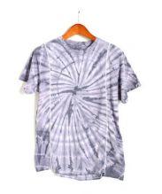 Rebuild by Needles(リビルドバイニードルズ)の古着「再構築タイダイ染Tシャツ」