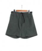 Battenwear(バテンウエア)の古着「Camp Short」|オリーブ