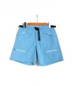 Battenwear(バテンウエア)の古着「Camp Short」|スカイブルー