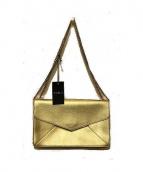 FURLA(フルラ)の古着「チェーンショルダーバッグ」|ゴールド