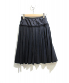 MARC JACOBS(マークジェイコブス)の古着「スカート」|ブラック