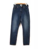SERGE de bleu(サージ)の古着「デニムパンツ」|ブルー