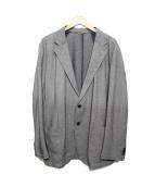 TAKEO KIKUCHI(タケオ キクチ)の古着「サマーフォルモザテーラードジャケット」