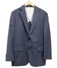 BARNEYS NEWYORK(バーニーズニューヨーク)の古着「2Bスーツ」|ネイビー