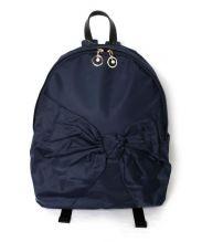LANVIN en Bleu(ランバンオンブルー)の古着「リュック」|ネイビー