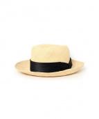 WACKO MARIA(ワコマリア)の古着「Panama hat/ハット」|ベージュ