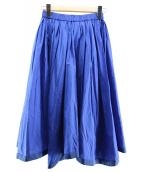 Drawer(ドロワー)の古着「ギャザーフレアスカート」