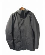 ARCTERYX VEILANCE(アークテリックスヴェイランス)の古着「Patrol Down Coat Mens」 ブラック