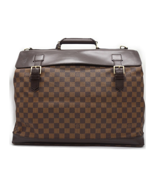 LOUIS VUITTON(ルイヴィトン)LOUIS VUITTON (ルイヴィトン) バッグ ブラウン ダミエ N41130 SP0918 ウエストエンドPMの古着・服飾アイテム