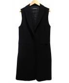 VIVIENNE TAM(ヴィヴィアン・タム)の古着「ロングジレ」