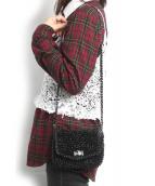 ANTEPRIMA(アンテプリマ)の古着「チェーンショルダーバッグ」|ブラック