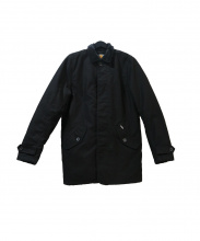 carhartt(カーハート)の古着「HARRIS TRENCHCOAT」|ブラック