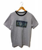 COACH(コーチ)の古着「LICENSE PLATE T-SHIRT」