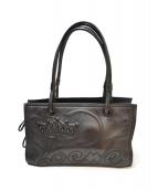 LOEWE(ロエベ)の古着「ショッパートートバッグ」|ブラック