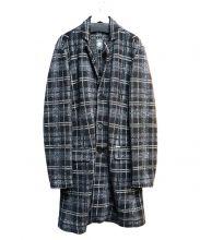 DIESEL(ディーセル)の古着「チェスターコート」|ブラック