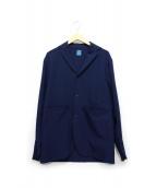 SUNNY SPORTS(サニースポーツ)の古着「Active 3D Jacket/ジャケット」|ネイビー