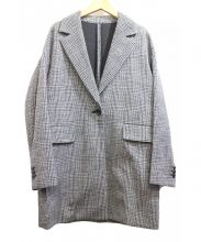 UNITED ARROWS(ユナイテッド アローズ)の古着「チェスターコート」|グレー