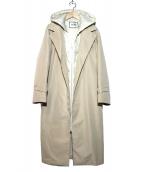 ROPE mademoiselle(ロペマドモアゼル)の古着「ライナー付コート」