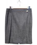 GUCCI(グッチ)の古着「ウールスカート」