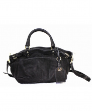 vanessabruno(ヴァネッサブリューノ/バネッサブリューノ)の古着「2WAYバッグ」|ブラック