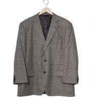 Brooks Brothers(ブルックスブラザーズ)の古着「グレンチェック2Bジャケット」|グレー