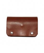 MARGARET HOWELL(マーガレットハウエル)の古着「2つ折り財布/カードケースウォレット」