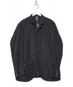MAURIZIO BALDASSARI(マウリツィオ バルダサーリ)の古着「ナイロンジャケット」|ネイビー