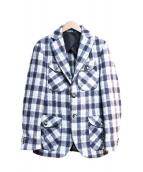 HEVO(イーヴォ)の古着「ウールジャケット」