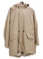 Julien David(ジュリアンデイヴィッド)の古着「ナイロンモッズコート」