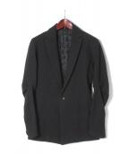 DEVOA(デヴォア)の古着「テーラードジャケット」|グレー