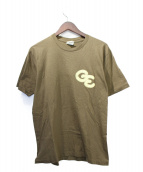 GOOD ENOUGH(グッドイナフ)の古着「Tシャツ」|オリーブ