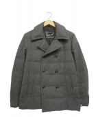 Traditional Weatherwear(トラディショナルウェザーウェア)の古着「ヴォルリックダウンPコート」|グレー