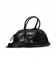 Vivienne Westwood(ヴィヴィアンウエストウッド)の古着「ビッグリボンボストンバッグ」|ブラック