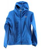 THE NORTH FACE(ザノースフェイス)の古着「フーデッドジャケット」 ブルー