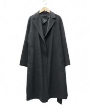 iCB(アイシービー)の古着「カシミヤブレンドラップコート」