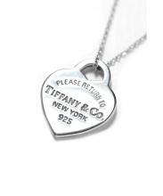Tiffany&Co.(ティファニーアンドコー)の古着「リターントゥハートネックレス」