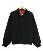 BARACUTA(バラクータ)の古着「G9スイングトップ」|ブラック