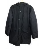 Brooks Brothers(ブルックスブラザーズ)の古着「ダウンコート」|ブラック