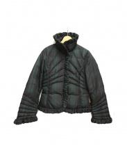MONCLER(モンクレール)の古着「ADRIANA/ダウンジャケット」|グリーン