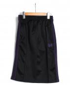 Needles(ニードルズ)の古着「トラックスカート」|ブラック
