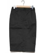 k3(ケースリー)の古着「ワークスカート」|ブラック