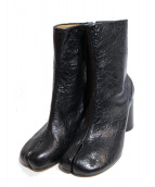 Maison Margiela(メゾンマルタンマルジェラ)の古着「18AW/足袋ブーツ」|ブラック
