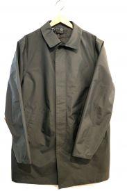 TEIJIN MENS SHOP(テイジンメンズショップ)の古着「ライナー付ステンカラーコート」