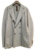 eleventy(イレブンティ)の古着「ダブルブレストジャケット」